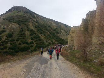 Doğa Yürüyüşleri İle Kula'nın Tanıtımına Katkı Sağlıyorlar