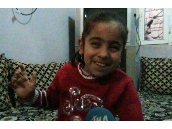 9 Yaşındaki Engelli Kız Çocuğunun Karne Üzüntüsü