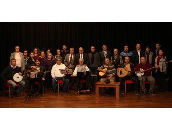 Erdemli'de Sanat Faaliyetleri Hız Kazandı