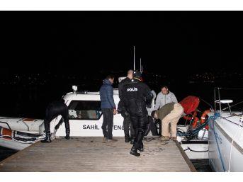 Öldürülen İş Adamının Cep Telefonları Deniz Dibinde Bulundu