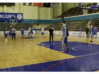 Haliliye Belediye Sporda Deplasman Hazırlıkları Tamamlandı