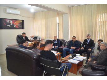 Coğrafi İşaret Başvuru Komisyonu Toplandı