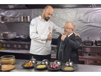 Uşak'ın Yöresel Yemekleri Avrupa Vizesini Aldı