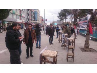Uşak'ta Azerbaycan Şehitlerini Anma Sergisi Düzenlendi
