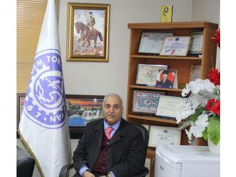 Başkan Karael, Adaylığını Açıkladı