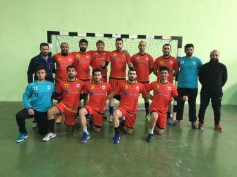 Erek Beş Yıldız Hentbol Takımı 2. Yarıya İyi Başladı