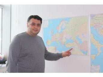 """Yrd. Doç. Dr. Karaaslan: """"abd'nin Suriye'den Çıkma Niyeti Yok"""""""
