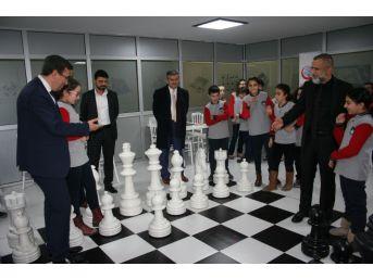 Çaycuma'da Zeka Oyunları Sınıfı Açıldı