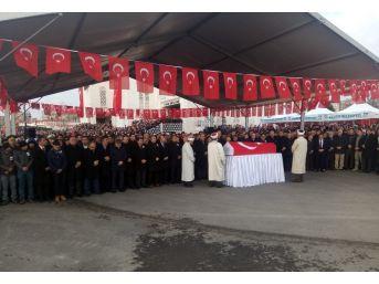 Afrin Şehidi İstanbul'da Son Yolculuğuna Uğurlandı