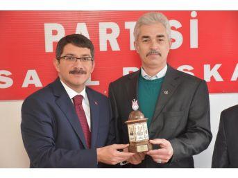 Muhsin Yazıcıoğlu'nun İsmi Şehzadeler'de Yaşayacak
