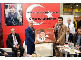 Niğde Belediye Başkanı Özkan Emıtt'te