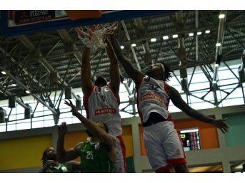 Tahincioğlu Basketbol Süper Ligi: Muratbey Uşak:85 - Yeşilgiresun Belediyespor: 82