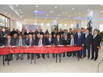 Sorgun Belediyesi'nde Toplu Sözleşme İmzalandı