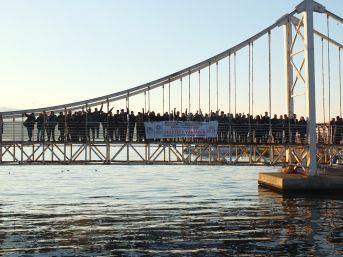 Mardinli Gençler Bandırma'yı Ziyaret Etti