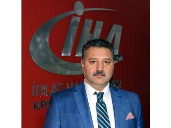 Emlakçılar Odası Başkanı Adayı Mehmet Özet: