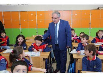 Vali Ahmet Hamdi Nayir: Sobalı Okullar Artık Tarih Oldu