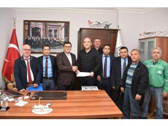 Milas Belediyesi'nde Toplu İş Sözleşmesi İmzalandı