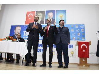 Ak Parti Silopi Gençlik Kolları Başkanlığı Kongresi Yapıldı