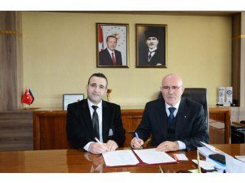 Usem Ve Kosgeb Arasında Girişimcilik Kursu Protokolü İmzalandı