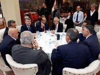 """Bakan Elvan: """"kim Ne Yaparsa Yapsın Türkiye Hiçbir Şekilde Terörle Mücadeleden Vazgeçmeyecek"""""""