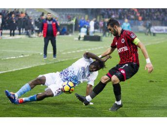 Spor Toto Süper Lig: Gençlerbirliği: - Trabzonspor: (maç Sonucu)