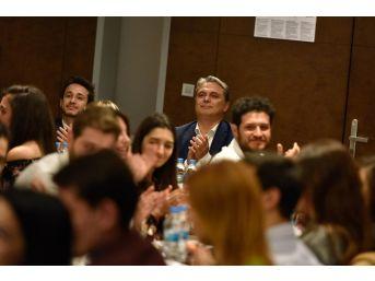 Uysal, Genç Rotaryenlerle Buluştu
