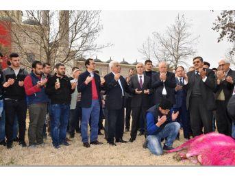 Denizlili İş Adamları Afrin Operasyonuna Duaları İle Destek Verdi