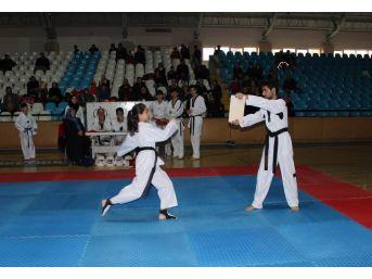 Taekwondocular Kemer Sınavında Ter Döktü