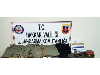 Yüksekova'da Terör Operasyonu