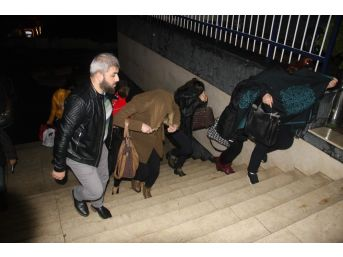 İstanbul'da Fuhuş Operasyonu:çok Sayıda Gözaltı Var