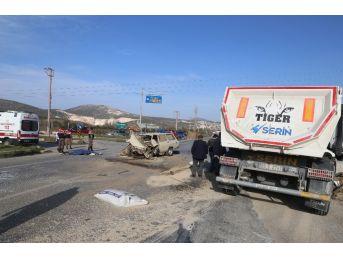 Muğla'da 3 Araç Birbirine Girdi: 1 Ölü