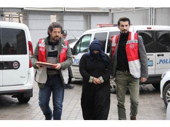 Samsun'da 5 Kişinin Telefonunu Çalan Suriyeli Kadın Yakalandı