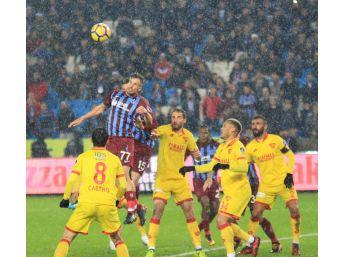 Spor Toto Süper Lig: Trabzonspor: - Göztepe: (maç Sonucu)