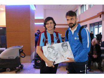 Trabzonspor Başkent'e Gitti