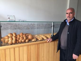 Şehit Yakını Ve Gazilere Ücretsiz Ekmek