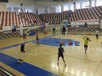 Ağrı'da Analig Badminton Grup Müsabakaları Sona Erdi