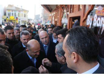 """Başbakan Yardımcısı Işık: """"afrin Operasyonu Sadece Pyd-ypg Terör Örgütüne Karşıdır"""""""
