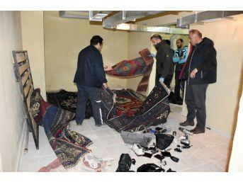 Aksaray'da 6 Kişilik Hırsızlık Çetesi Çökertildi