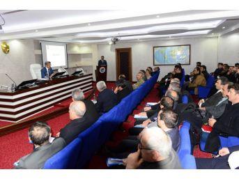 Ardahan'da Uyuşturucuyla Mücadele Toplantısı