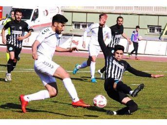 Tff 2.lig: Konya Anadolu Selçukluspor:2-nazilli Belediyespor:1
