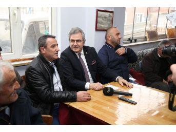 Kahvehanelerinin Bir Günlük Gelirini Mehmetçik'e Bağışladılar
