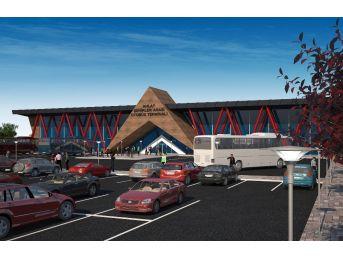 Ahlat Şehirlerarası Otobüs Terminaline Kavuşacak