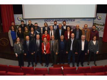 Türk Yoğun Bakım Derneği Şehir Toplantısı Düzce'de Yapıldı