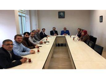 İlahiyat Akademi Değerlendirme Ve İstişare Toplantısı Yapıldı