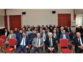 Gümüşhane'de Okuryazarlık Seferberliği Toplantısı Yapıldı
