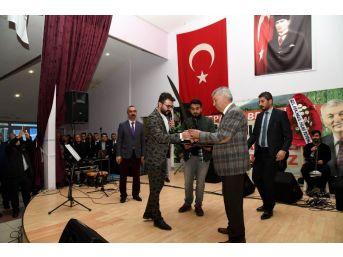 Isparta Belediyesi'nin İlçe Buluşmasında 'birlik Ve Beraberlik' Mesajları Verildi
