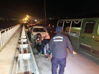 Arnavutköy'de Şok Olay: Ağızları Bantlı 1'i Kadın 2 Ceset Bulundu