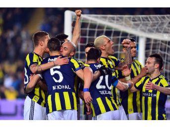 Fenerbahçe Brezilyalıları İle Kazanıyor
