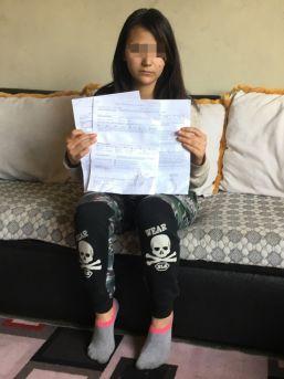 Genç Kadın Boşanmak İstediği Eşi Tarafından Dövüldü