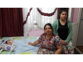 (özel) Hakkari'de Vatani Görevini Yapan Askerin Hasta Bebeği, Yardım Eli Bekliyor